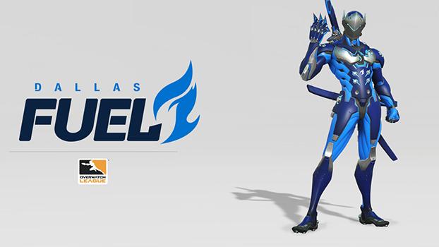 A Team EnVyUs será a Dallas Fuel, representando a cidade texana