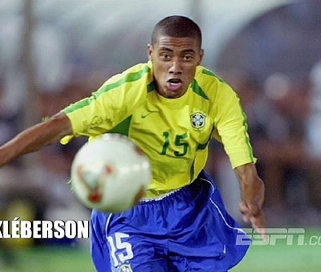 Veja Gols Da Carreira De Kleberson Ex Volante Da Selecao Brasileira