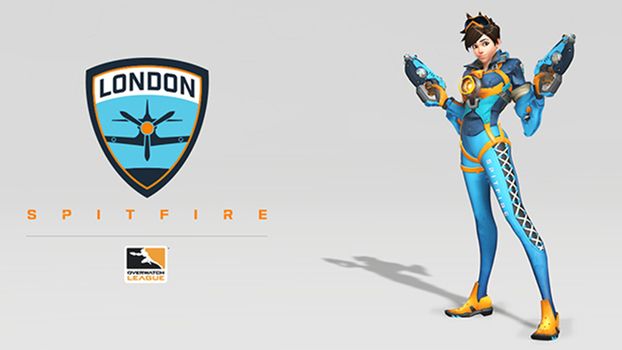 A Cloud9 será London Spitfire, representante da capital inglesa.