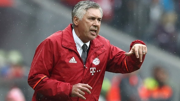 Resultado de imagem para Ancelotti alfineta presidente do Real Madrid: o do Bayern 'entende melhor o que acontece'