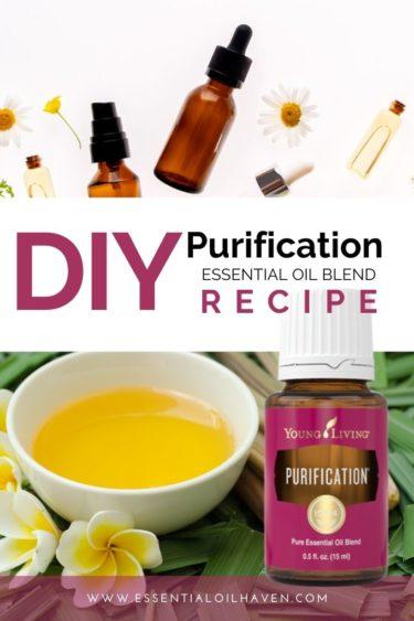 young living purification copycat recipe