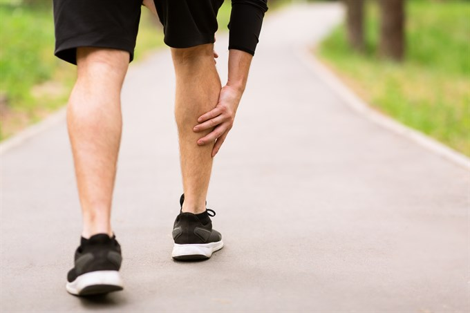 muscle pain in calf