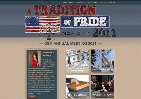 OBA Annual Meeting 2011