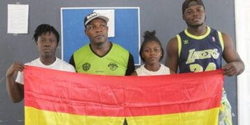 GWF coach Michael Abotsi wants support for weightlifters ahead of Olympic qualifier event