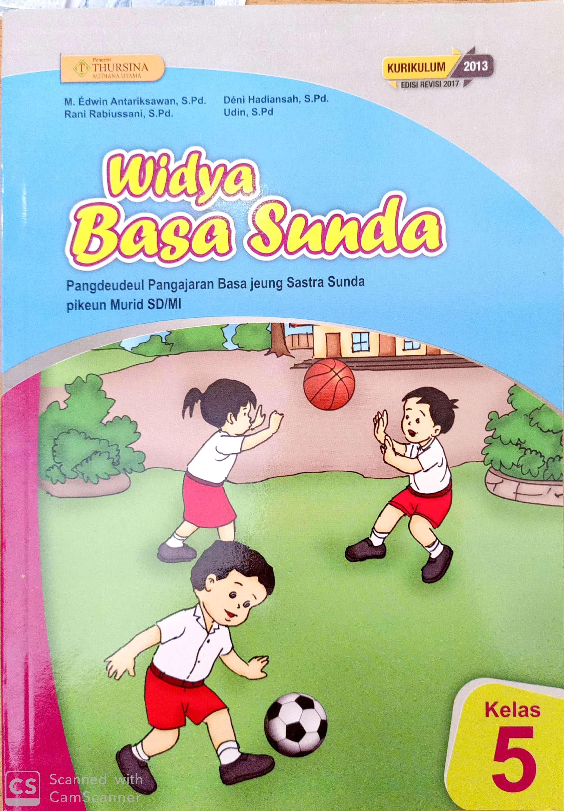 Unduh gratis buku pemahaman memahami alur perencanaan pembelajaran. Jawaban Buku Widya Basa Sunda Kelas 5 - Guru Paud