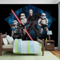 Star Wars Rebels Inquisitor Sith Wall Paper Mural | Buy at ...