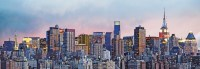 NEW YORK SKYLINE Wall Mural | Buy at Abposters.com