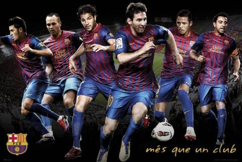 Messi 3d Wallpaper 2017 Barcelona Players 11 12 Poster Sold At Europosters