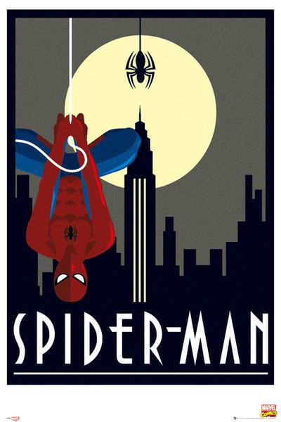 marvel retro spider man