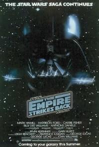Star Wars: The Empire Strikes Back - Darth Vader Poster ...