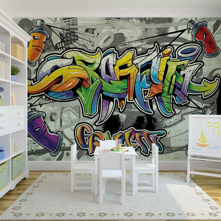graffiti street art wallpaper