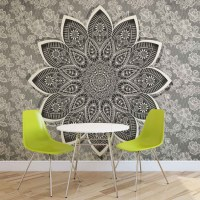 Modern Abstract Pattern Wall Paper Mural | Buy at UKposters