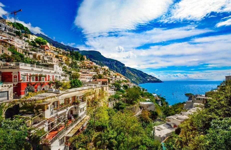 Italy's Amalfi Coast struggles without American tourists