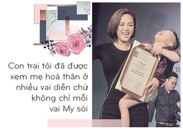 """""""my soi"""" thu quynh: khong dam nhan minh """"lot xac thanh cong"""" sau khi lam me don than - 2"""
