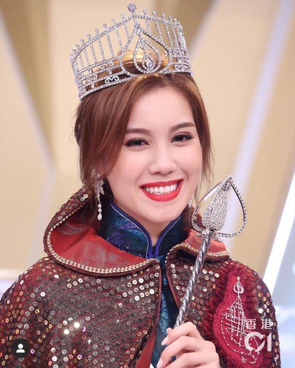 img 3160 1631521620 172 width600height748 Tân Hoa hậu Hồng Kông gây sốt vì nhan sắc tuyệt trần, thành tích học tập khủng