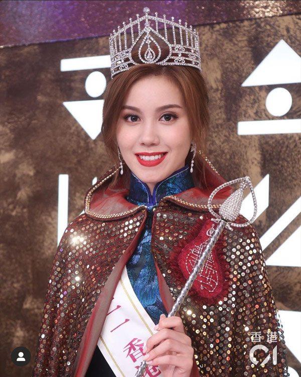img 3161 1631521624 121 width600height750 Tân Hoa hậu Hồng Kông gây sốt vì nhan sắc tuyệt trần, thành tích học tập khủng