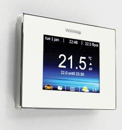 warmup underfloor heating thermostat wiring diagram [ 2000 x 1463 Pixel ]