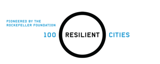 100 Resilient Cities; pioneered by the Rockefeller Foundation