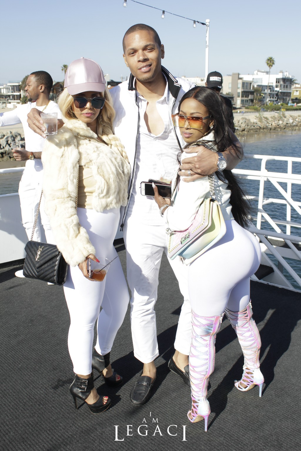 Tickets For Rock The Yacht Bet Awards Weekend All White Party In Marina Del Rey From Showclix