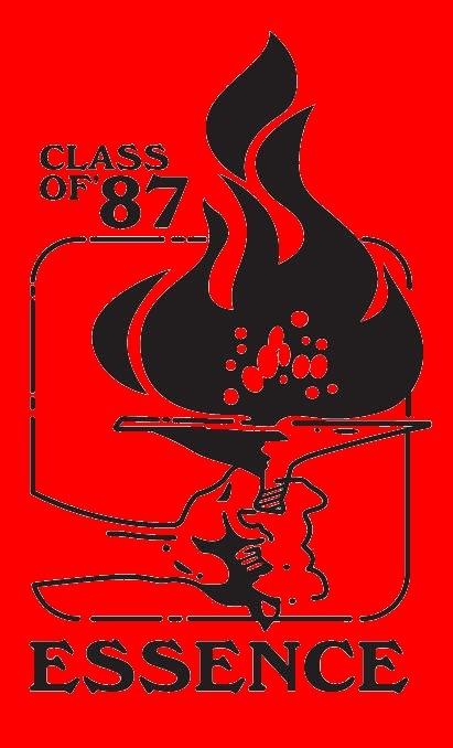 Hampton University Class, Essence Class of 1987 Logo