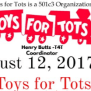 1st Annual Toys For Tots Shootout Tickets Sat Aug 12
