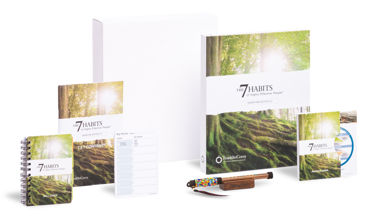 The 7 Habits Of Highly Effective People Signature Edition 4 0