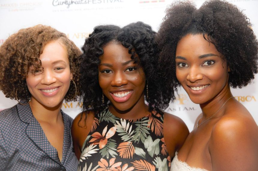 2018 CurlyTreats Natural Afro Hair Event in London - Attendees