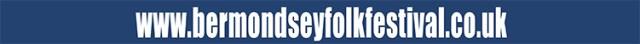 Bermondsey Folk Festival Website