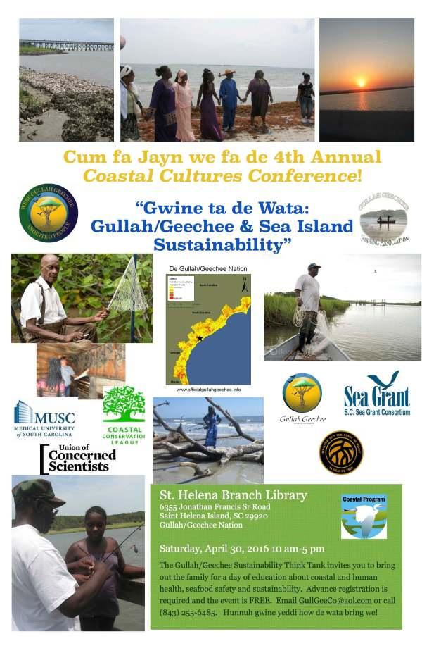 Coastal Cultures Conference 2016 Poster