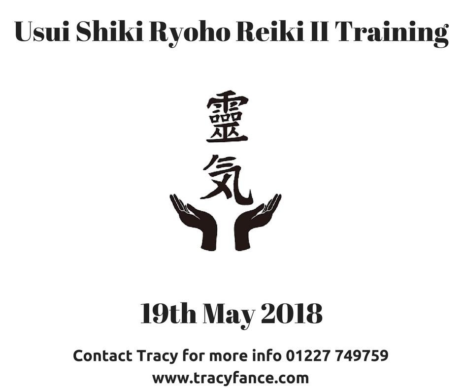 Reiki II Training