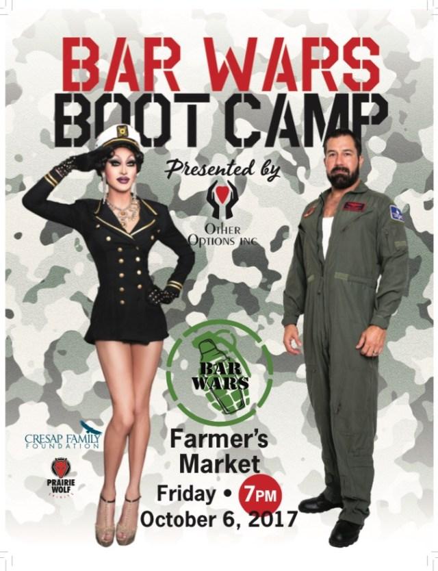 Bar Wars 2017 VI Cresap