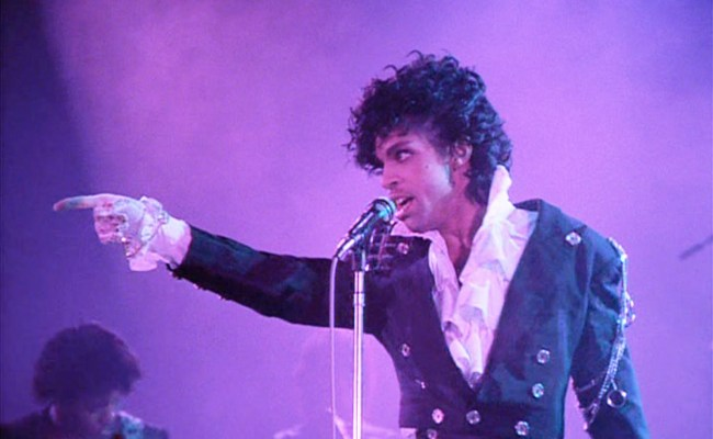 Purple Rain Screening Dj Thin Man Prince Tribute Set