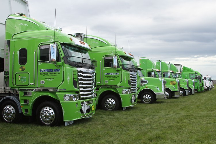 Tmc Trailers Trucking Industry Show 2018  Christchurch