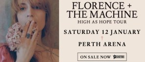 florence and the machine 2018 perth