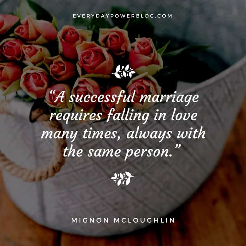 70 marriage quotes on