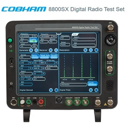 cobham adds automated test