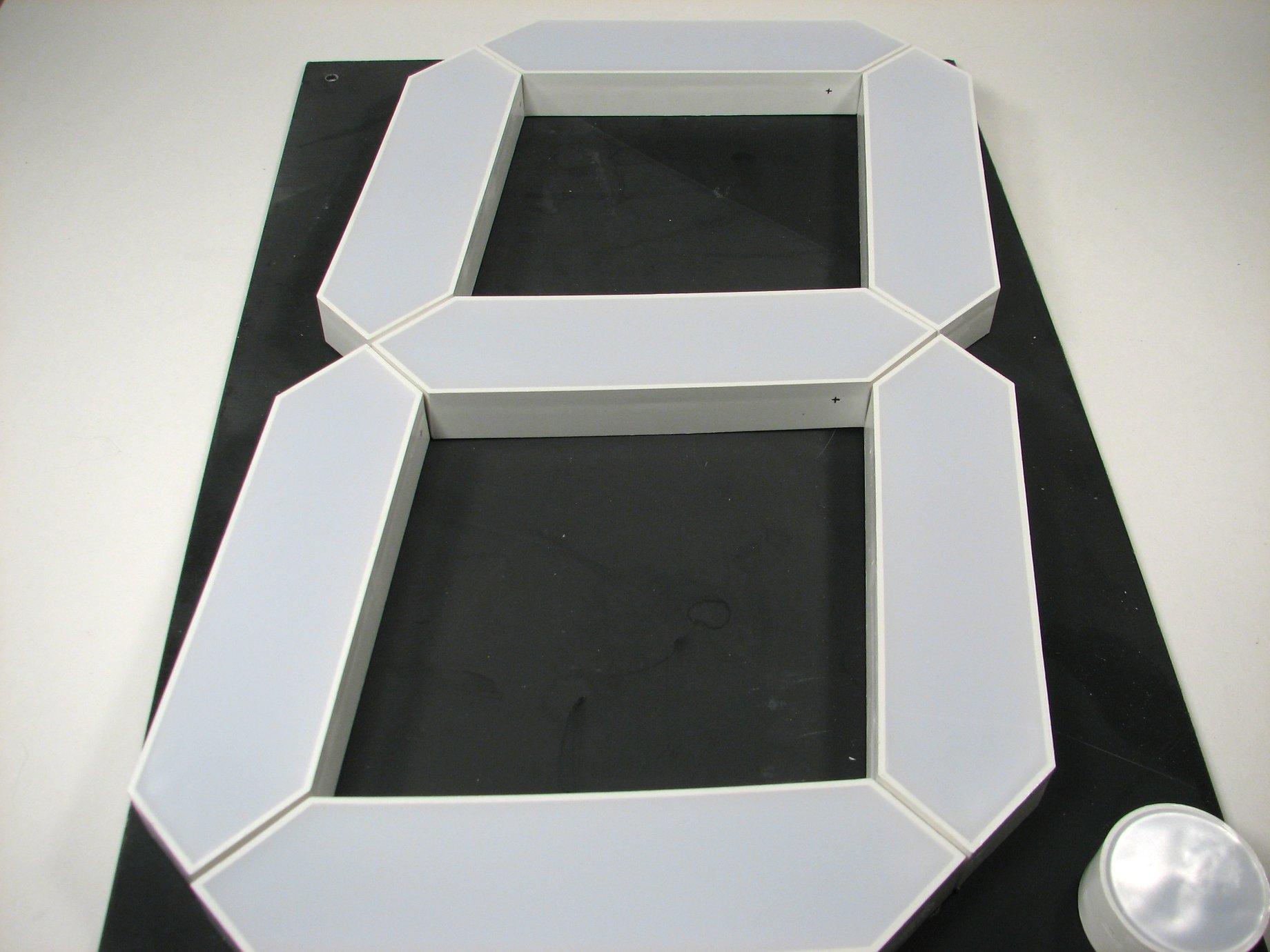 Custom Circuit Board One Per Triangle 60 Total
