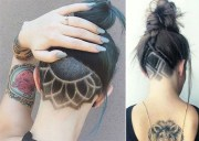 hidden hair tattoos latest