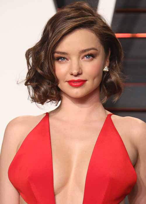 Miranda Kerr Proves Short Hair Doesnt Have To Be Boring