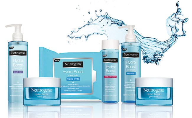 We Tested The Neutrogena Hydro Boost On Our Toughest