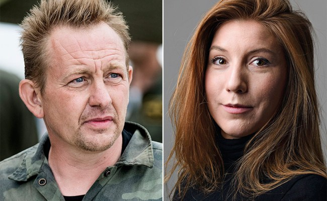 Peter Madsen Facing Murder Charge Over Death Of Journalist