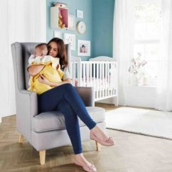 Rocking Chairs Nursery Ireland Casters For Desk Aldi Chair That Sold Out In Less Than 1 Minute Hits Irish Stores 169 99