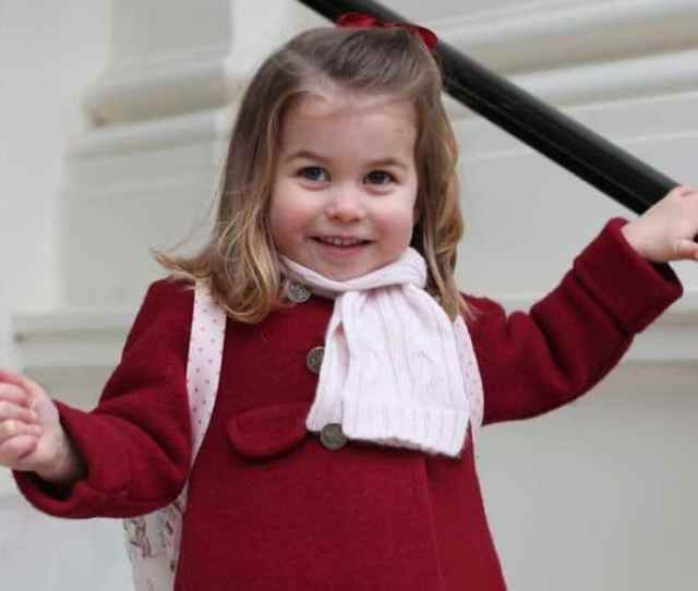 Prince William Has The Sweetest Nickname For Daughter Princess Charlotte