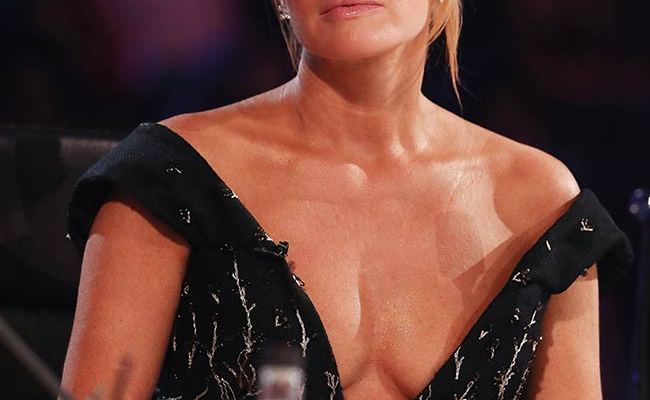 Amanda Holden S Dress Sparks Outrage From Britain S Got