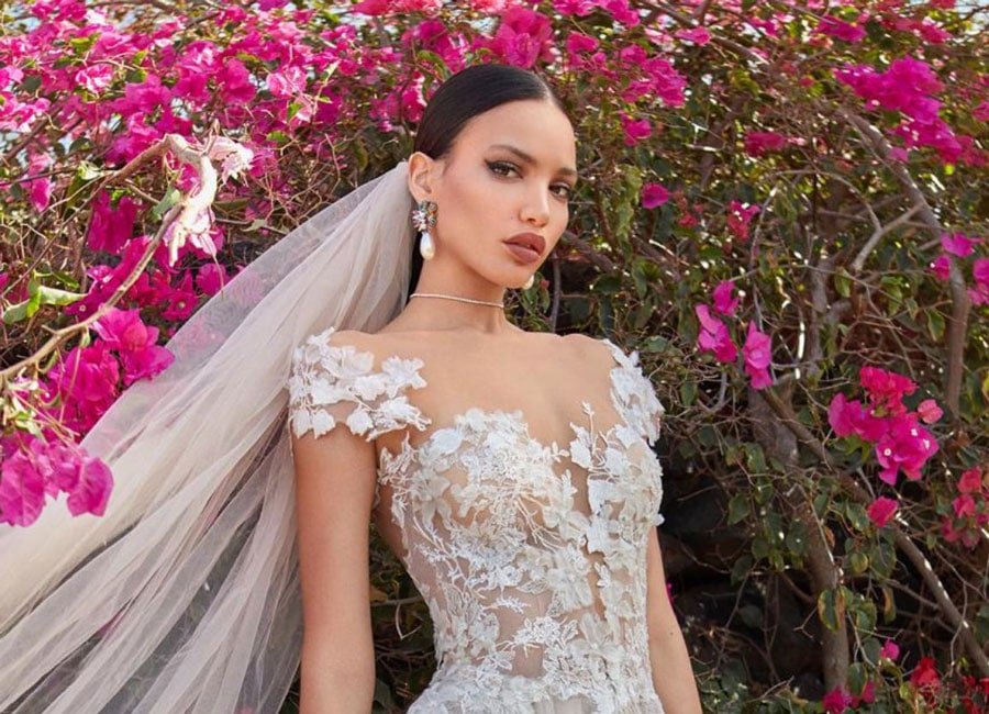 Blazers & Statement Sleeves! 2020's Biggest Wedding Dress