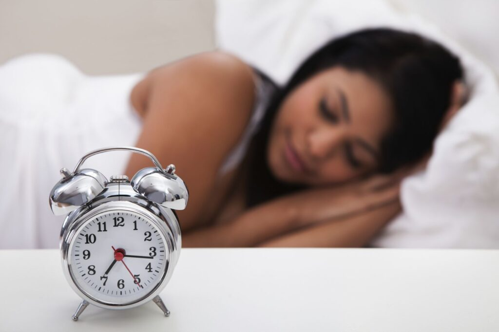 Ideally, you should get 7 to 9 hours of sleep every night.