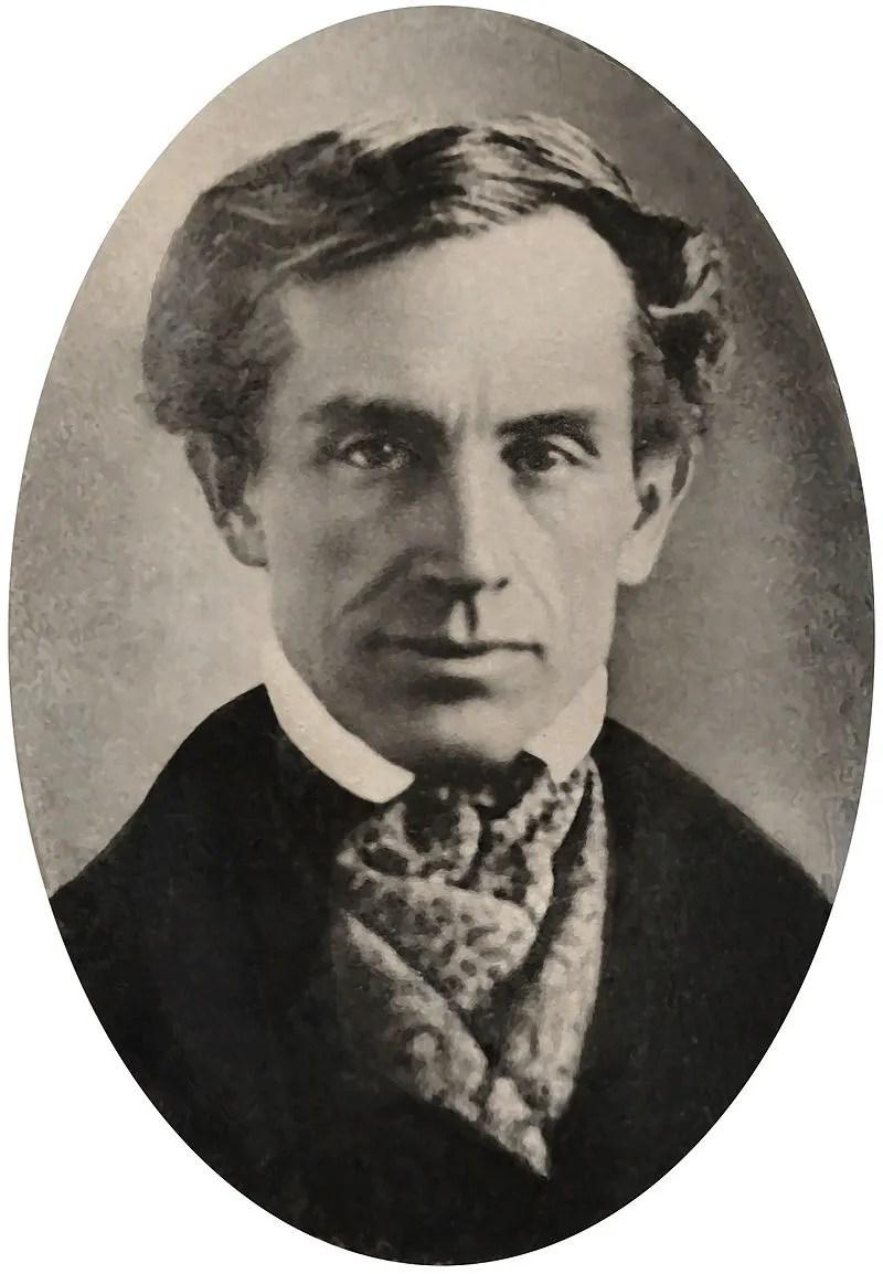 Samuel Finley Breese Morse'un portresi, 1840.