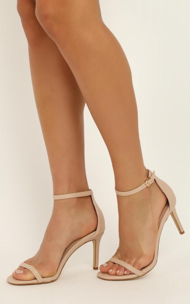 Billini - Jadore Heels In Nude 10