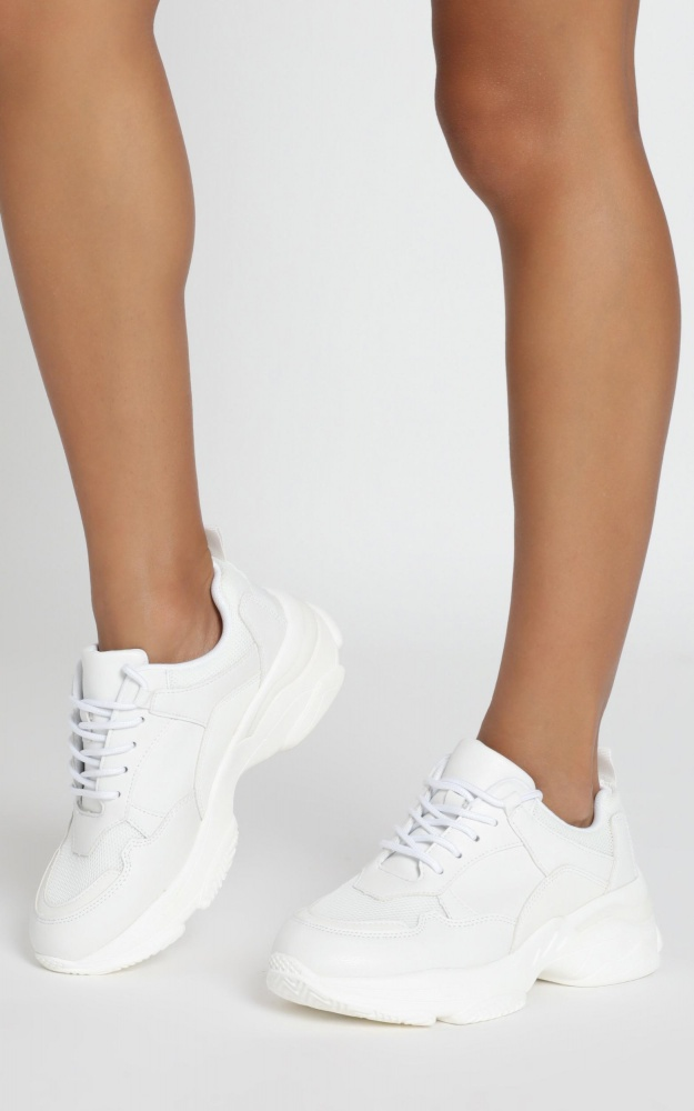 Billini - Stassi Sneakers In White 8