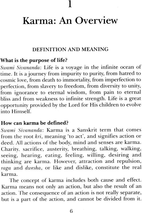 Karma Yoga Book Conversations Of The Science Set 7 Books